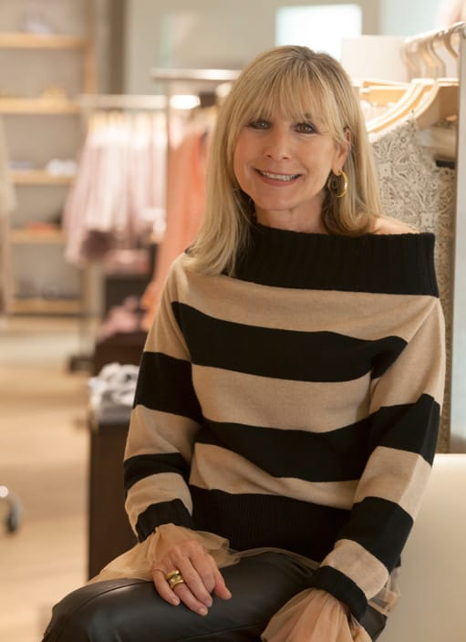 Kathy Patellis-Schmidt, fashion stylist